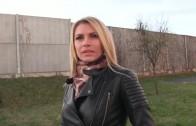 PublicAgent E350 – Blonde fuck on street for money HD