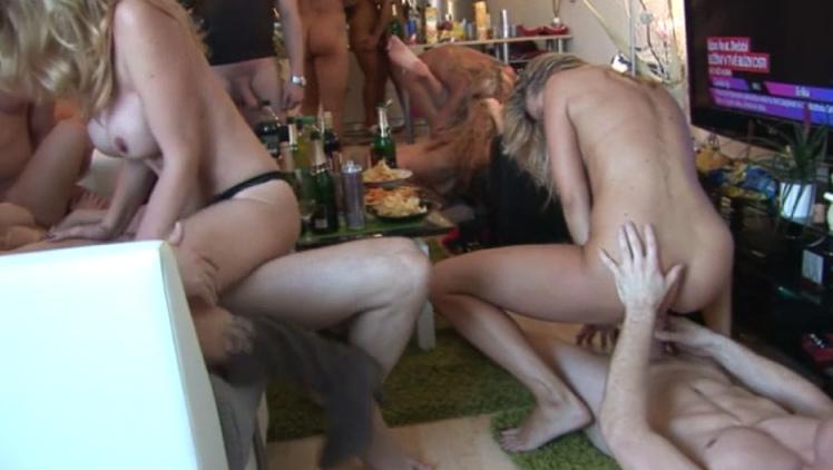 Смотреть чешское порно пати
