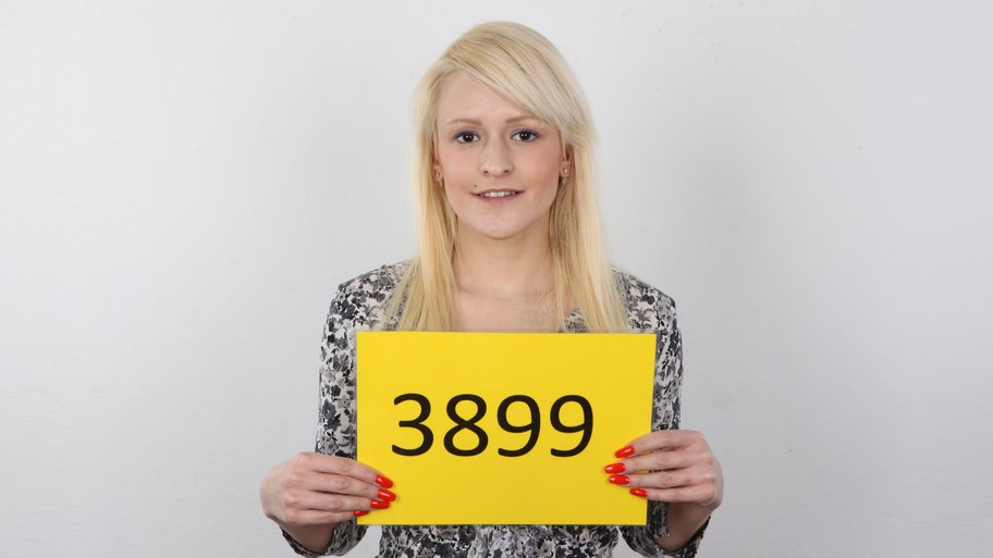 HD Czech Casting Marketa 3899