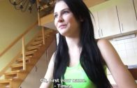 Czech GangBang 13 – Timea Gets Creampied