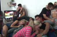 Czech Orgy 1 Party 1 – Hot bitches
