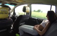 Czech Taxi – Horny Teen Fuck In Taxi