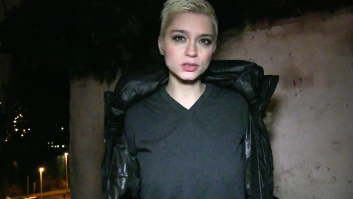 PublicAgent E360 HD – Short Hair Slut