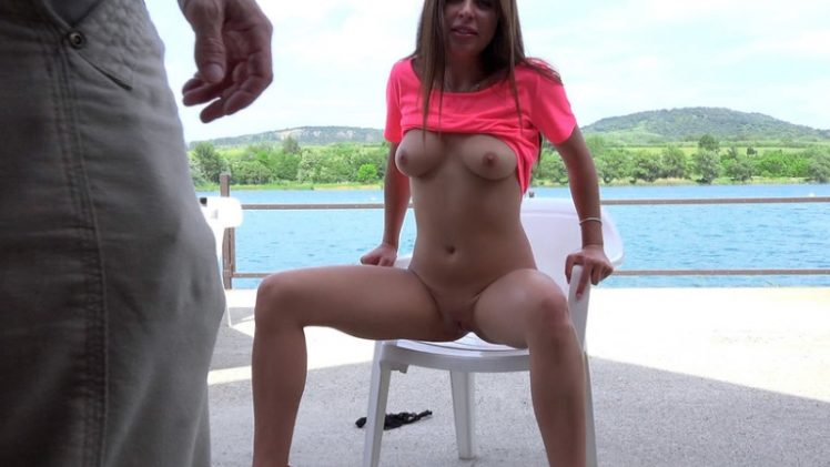 Mofos – PublicPickUps – Ally – Russian Brunette's Sexy Mouth