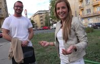 Czech Twins E01 – First stranger fuck HD