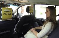 Czech Taxi – Girl With Big Natural Tits HD