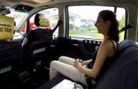 Czech Taxi 16 – Hottie Sucks Driver's Cock HD