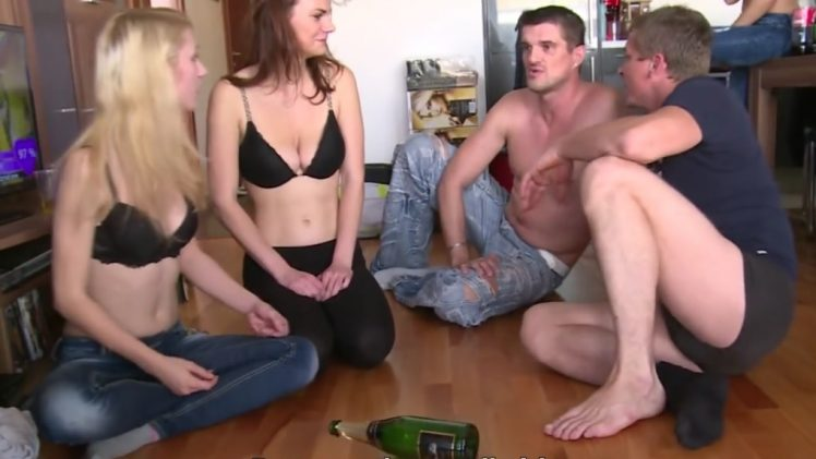 Czech Home Orgy 9 Part 1 – Best Party Ever HD