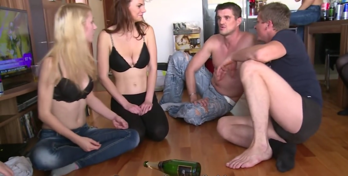 orgy video Czech
