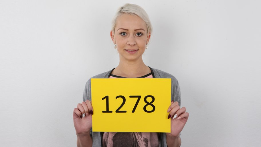 HD Czech Casting Denisa 1278