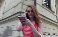 Public Agent – Red Haired Whore Gabrielle HD