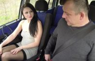 Czech Bitch – Kirschley Swoon Fucked In Car HD