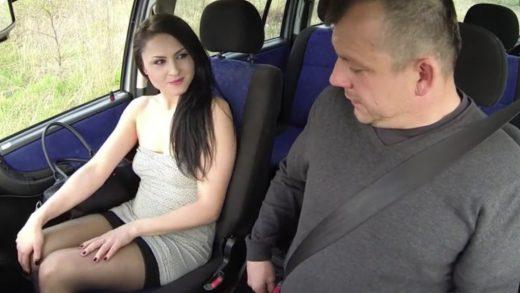 CzechBitch-Kirschley-Swoon-Hard-Fucked-In-Car