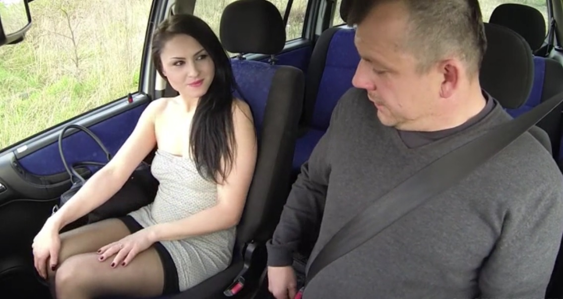 Hooker fucked in car english subs - 2 part 1