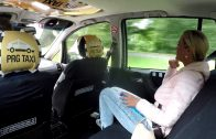 Czech Taxi 29 – Hot Blonde Chick Fucks On Back Seats HD