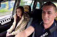 Czech Taxi 37 – Young College Teen Fucked Hard HD