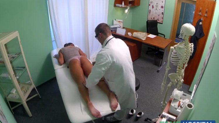 FakeHospital – Doctor Fucks Cheating Wife HD