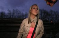 PublicAgent – Blonde Chick With Lovely Boobs HD