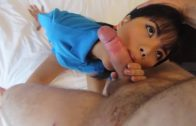 AsianSexDiary – Cleaning Lady Fucks In Hotel Room HD