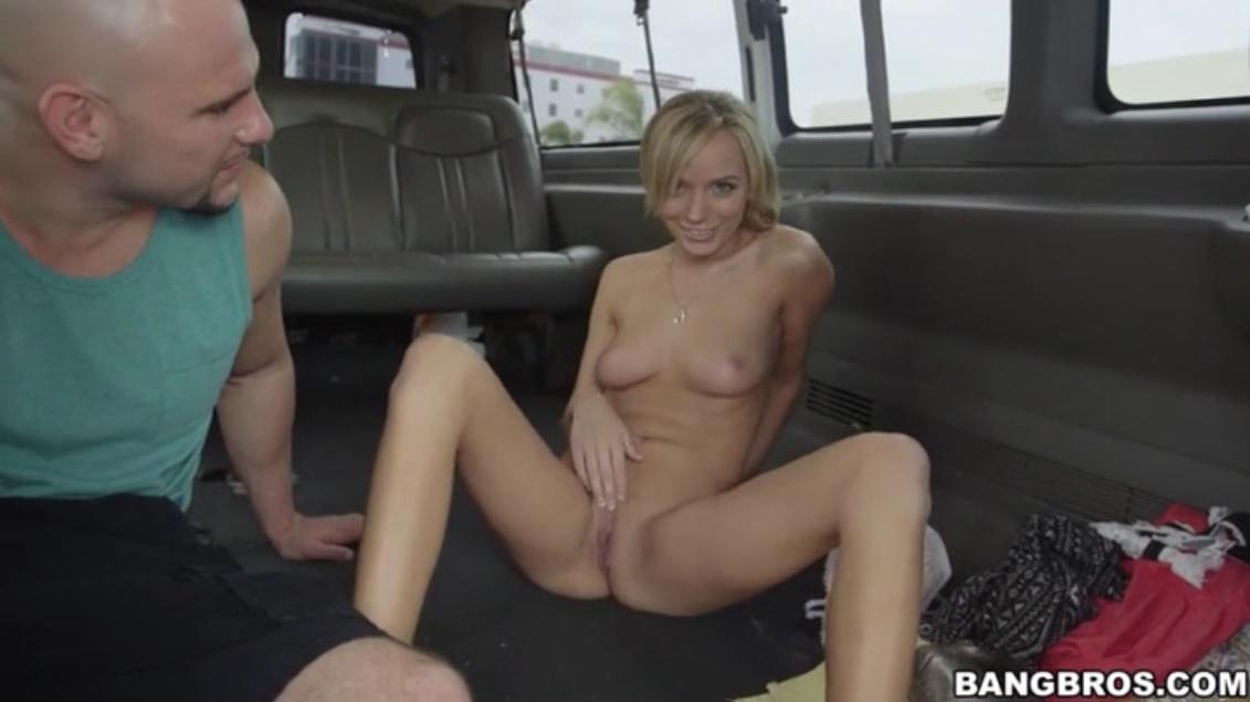 Bang Bus blonde Milf