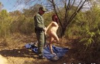 BorderPatrolSex – Foreign Cop Abuses Hot Chick HD