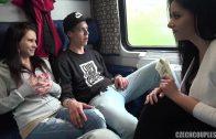 Czech Couples 26 – Sex On Train HD