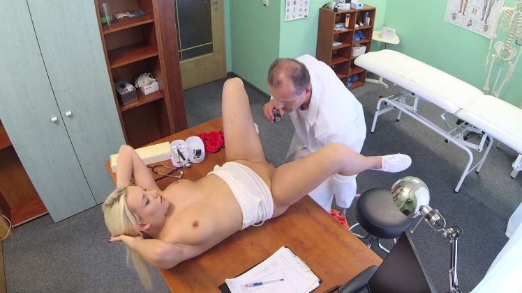 FakeHospital – Lucy Shine Fucked On Table HD