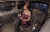FuckedInTraffic – Kattie Gold – Redhead Bitch HD