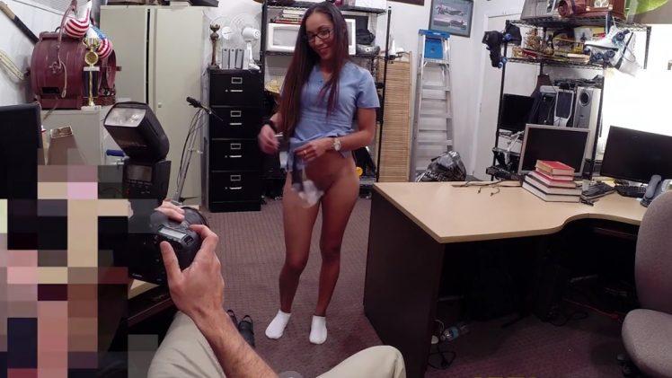 XXX Pawn – Naughty Nurse Banged In Office HD