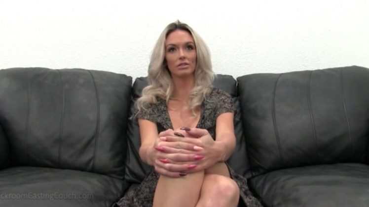 BackroomCastingCouch – Hottest Milf Brooke HD
