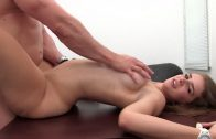 BackroomCastingCouch – Mia – Perfect Shaved Pussy HD
