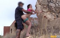 FakeCop – Spanish Turist Jimena Lago Try American Dick