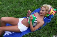 PublicPickUps – Natural Serbian Outdoor Fuck – Cherry Kiss HD