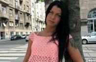 PublicPickUps – Sofia Like – Euro Hottie Rides Cock HD