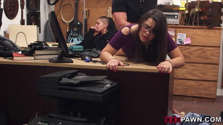 XXX Pawn – Latina Fucking For Ipad HD