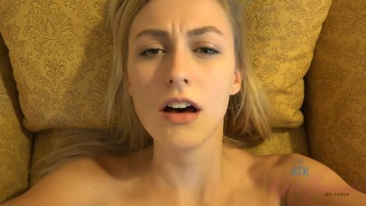 Young Girl Have Morning POV Sex.