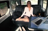 FuckedInTraffic – Jenny Smart Seduces Van Driver