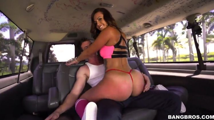 Bangbus – Hot Latina Kelsi Monroe
