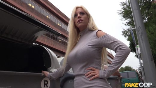 Latina Has Sex With Policemen In Public.