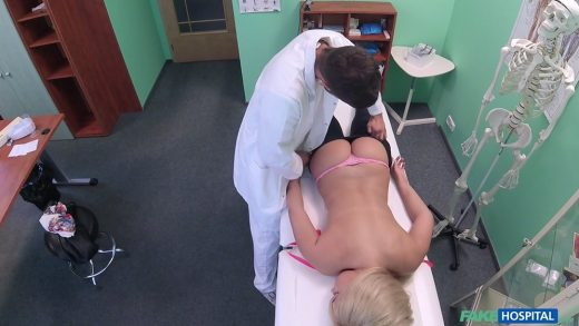 Fakehospital lucky patient is seduced by nurse and doctor 1