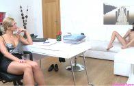 FemaleAgent E379 – Bambi Joli And Tracy