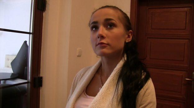 Czech Girl First Time Filming Porn Video.