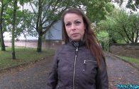 PublicAgent E426 – Caroline Ardolino – Milf Gets Fucked Hard For Cash