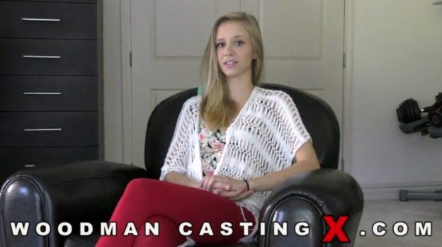 Woodman casting anal porno