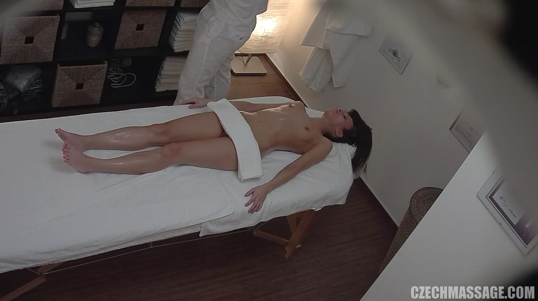Czech massage creampie