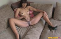 FakeAgentUK – Hot Ebony Jasmine Webb HD