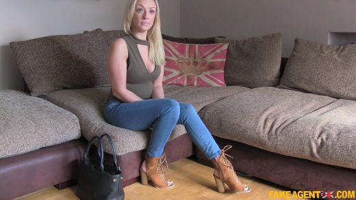 Milf Blonde Has Hard Fucking On Audition.