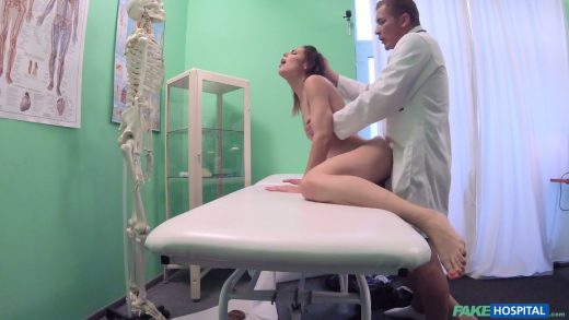 Female Thief Fucks With Doctor.