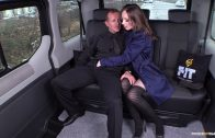 FuckedInTraffic – Czech Beauty on the Backseat Natalia Pearl