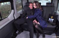 FuckedInTraffic – Czech Beauty on the Backseat Natalia Pearl
